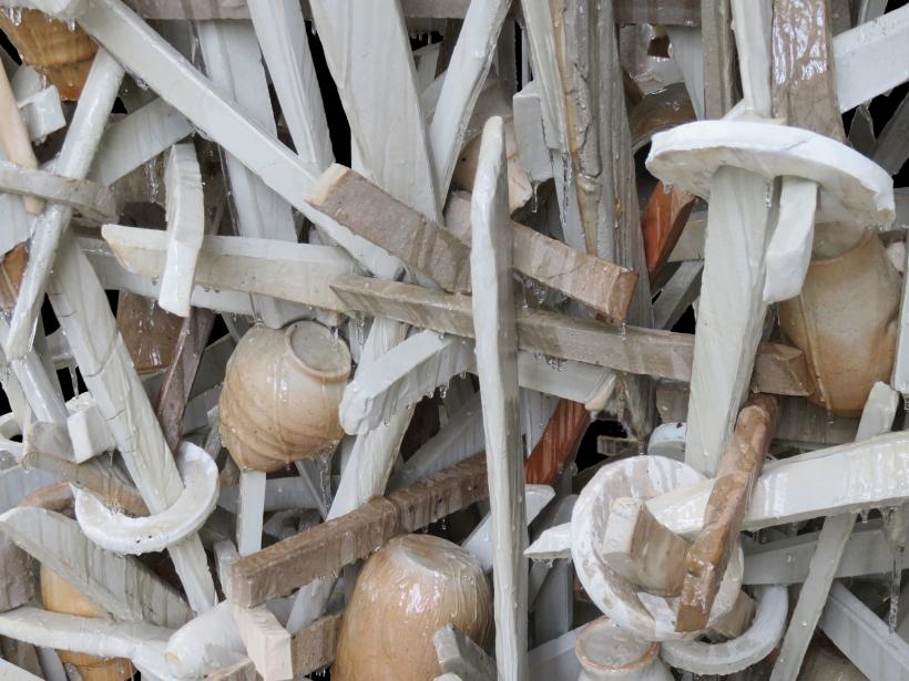 29b Pick Up Sticks (detail)