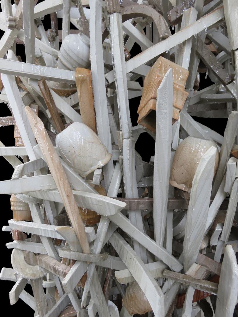 31b Pick Up Sticks (detail)
